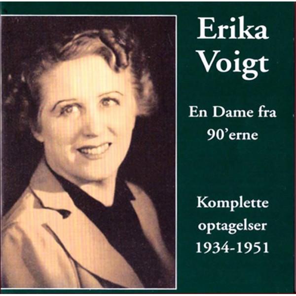 Erika Voigt. En dame fra 90'erne (CD)