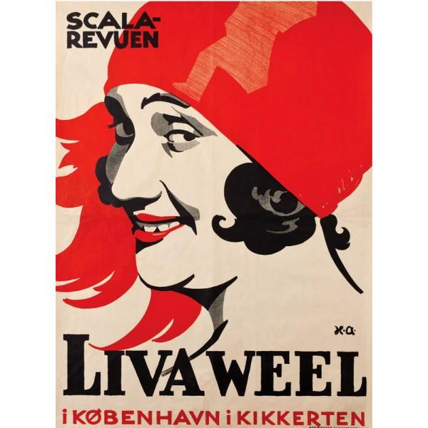 Magnet - Liva Weel