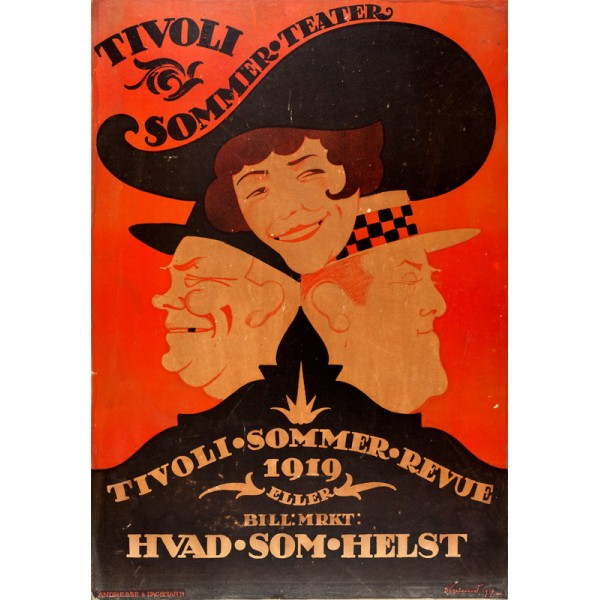 Magnet - Tivoli Sommer Revue 1919