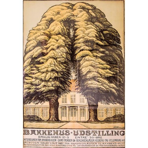 Bakkehus udstilling 1903