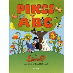 Pings ABC i farver