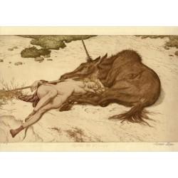 Louis Moe Après la chasse (A5)