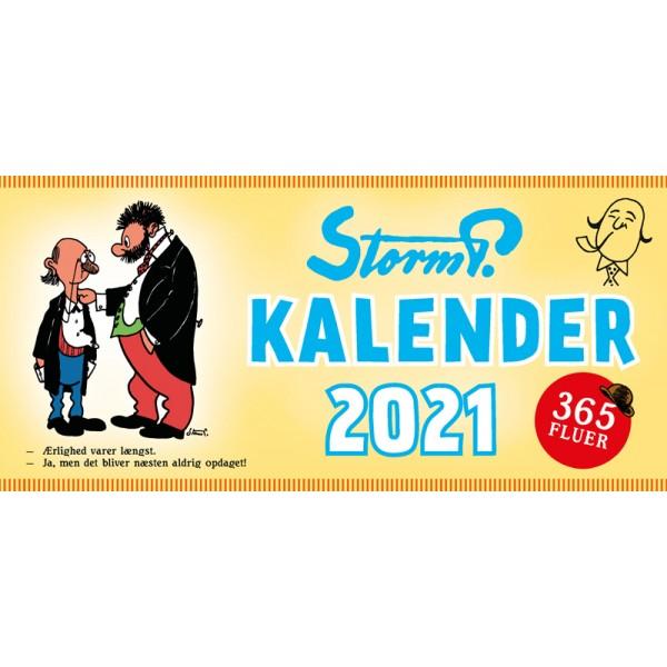 Storm P. kalender 2021